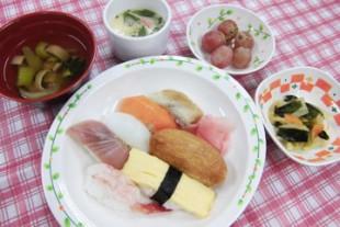 イベント食(お寿司の日)